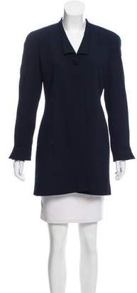 Christian Dior Longline Structured Jacket