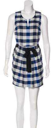 3.1 Phillip Lim Gingham Mini Dress