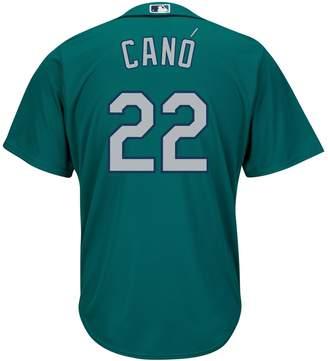 Majestic Men's Seattle Mariners Robinson Cano Cool Base Replica MLB Jersey