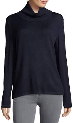 St. John Women's Santana Turtleneck Sweater