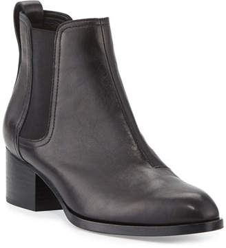 Rag & Bone Walker Leather Ankle Boots, Black