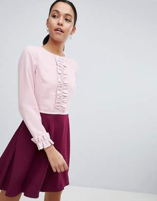 Ted Baker Steyla Ruffle Dress