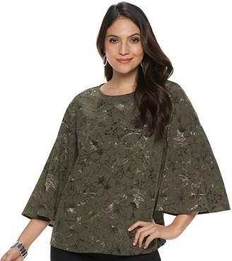 Apt. 9 Women's Kimono Sleeve Top
