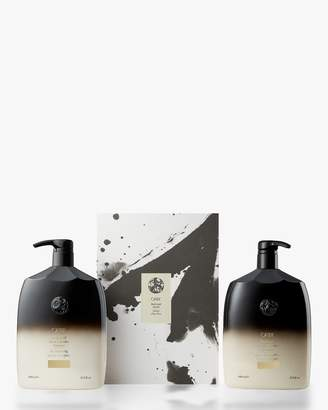 Oribe Holiday Gold Lust Liter Set