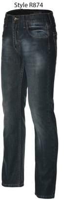 RNZ Premium LA Boutique Designer Mens Fashion Denim Jeans - Multiple Styles