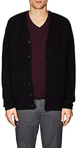 ATM Anthony Thomas Melillo MEN'S CHENILLE CARDIGAN-BLACK SIZE XL