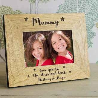 7d2a30ddf9d3 BabyFish Personalised Photo Frame For Mummy