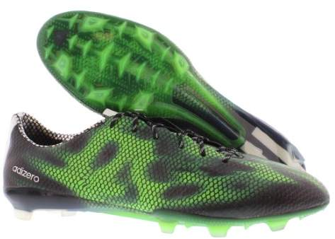 Adidas F50 adizero FirmGround Soccer Men's Shoes Size 12.5