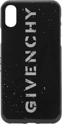 Givenchy Stencil iPhone X Case