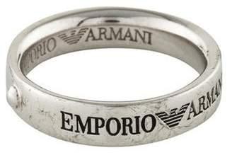 Emporio Armani Logo Band
