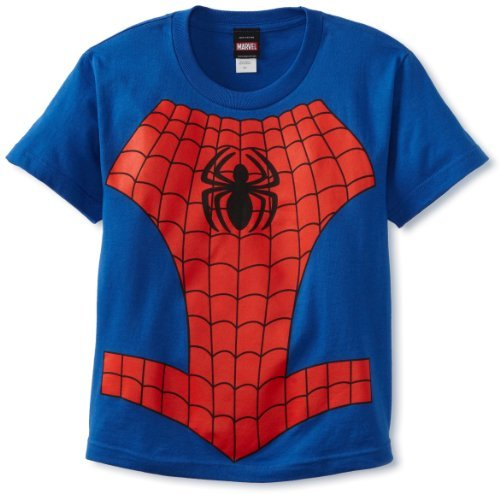 Marvel The Amazing Spider-Man Spider In Me Youth Costume T-Shirt