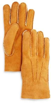 Bloomingdale's The Men's Store at Three-Cord Shearling Glove - 100% Exclusive