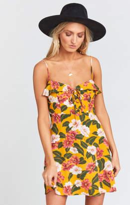 MUMU Adrianna Corset Dress ~ Mad for Magnolia Pebble