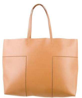 Tory Burch Leather Large Tote