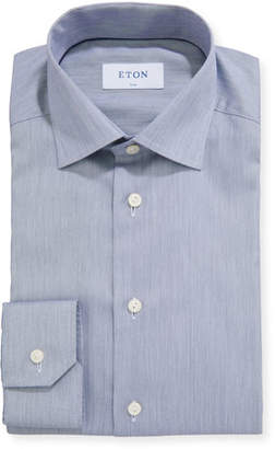 Eton Men's Slim-Fit Signature Twill Dress Shirt