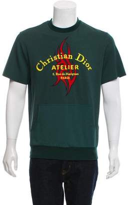 Christian Dior 2018 Logo Sweatshirt