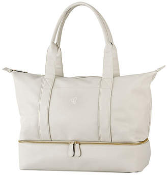 Cathy's Concepts Cathy Concepts Personalized Pebble Polyurethane Weekender Tote