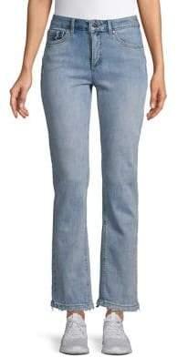 Jones New York Lexington Straight Leg Jeans