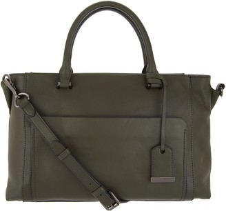 Vince Camuto Leather Satchel - Lina
