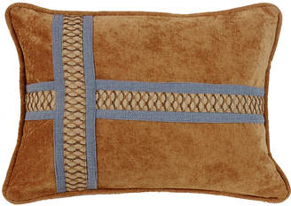 Hiend Accents Cross Design 16x21 Pillow