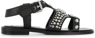 McQ Moon Flat sandals