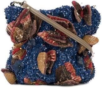 Jamin Puech sequinned shoulder bag