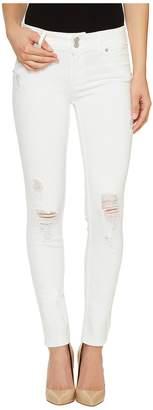 Hudson Collin Mid-Rise Skinny Flap Pocket Jeans in Demolish Women's Jeans