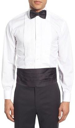 Men's Boss Silk Cummerbund & Bow Tie Set $165 thestylecure.com
