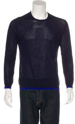 Acne Studios Solid Knitted Sweater