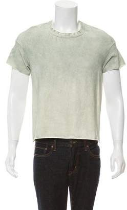 Simon Miller Hemp-Blend Ombré T-Shirt