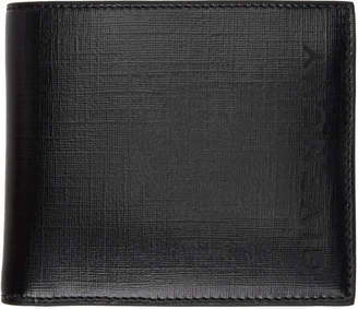 Givenchy Black Logo Wallet