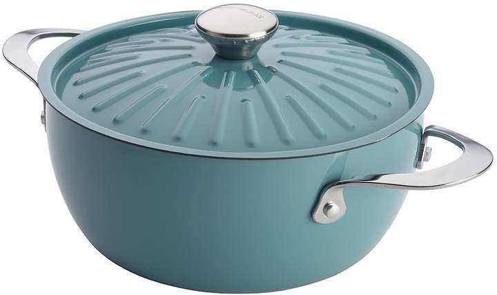 Rachael Ray 4.5 QT. Cucina Non-Stick Covered Round Casserole