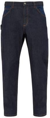 A.P.C. Job Stretch Denim Jeans - Mens - Indigo