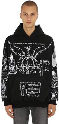 Oversized Sabata Sweatshirt Hoodie