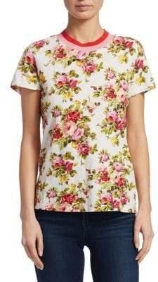 Radiate floral-print silk blouse Zimmermann Buy Best Low Shipping Fee Online 63FcSETHI