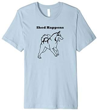 Shed Happens - Siberian Husky Shirt