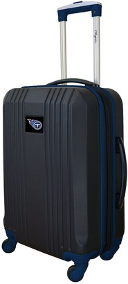 Tennessee Titans 21-Inch Wheeled Carry-On Luggage