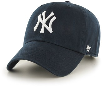 Adult New York Yankees Garment Washed Baseball Cap