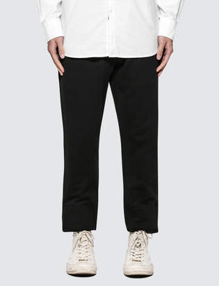 3.1 Phillip Lim Relaxed Cropped Tapered Sweatpants