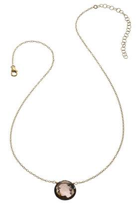 Heather Hawkins Faceted Coin Necklace