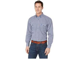 Wrangler George Strait Two-Pocket Button Print