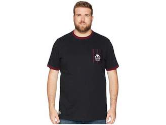 Polo Ralph Lauren Big Tall Crew Ringer T-Shirt