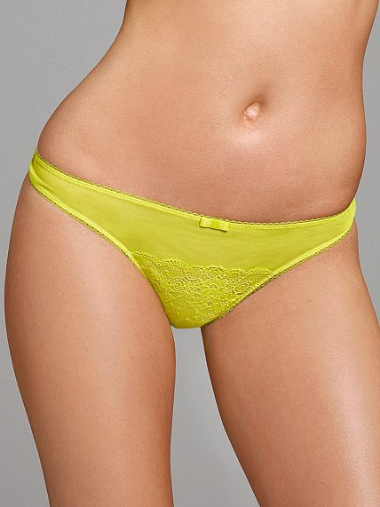 Victoria's Secret Gorgeous Collection Thong Panty