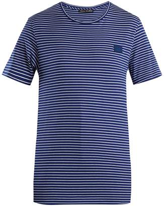 Acne Studios Nele striped cotton T-shirt