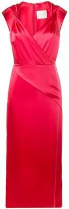 Dion Lee sleeveless twist long dress
