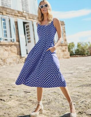 Boden Sabina Midi Dress