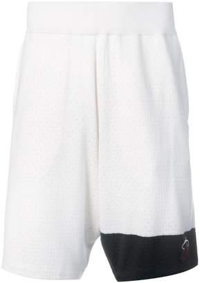 The Elder Statesman X Nba x NBA Miami Heat shorts