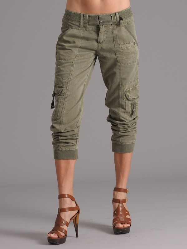 Marrakech Tangier Banded Cargo Pant