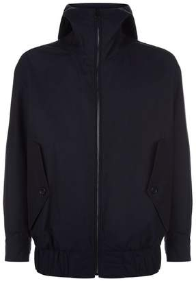 Burberry Cotton Hooded Jacket