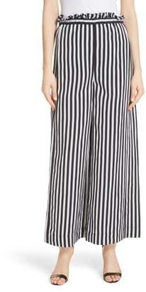 Tracy Reese Wide Leg Crop Pants
